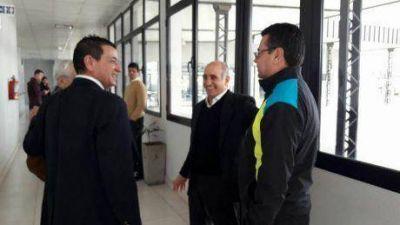 Pacheco elogió la calidad de vida en Pellegrini y el vicegobernador destacó la gestión del intendente