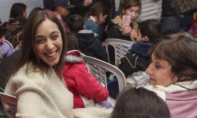 Conurbano y televisión: el día del amigo de los candidatos de Vidal