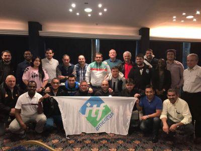 ITF clausuró su Encuentro Regional Logístico con duras críticas a la empresa DHL