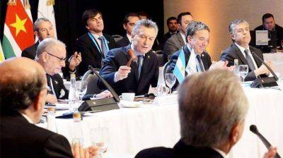 """""""Grieta"""" sudamericana: sin acuerdo entre los presidentes por la crisis venezolana"""