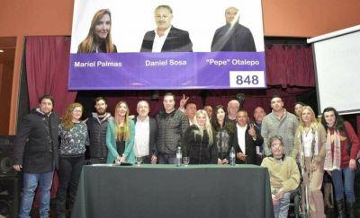 Política Mar del Plata, Puerto y Región lanzó su lista de candidatos a concejales