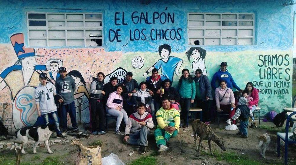 Encuentro por la Igualdad en el Barrio La Herradura