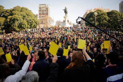 Con la impronta de CFK, Unidad Ciudadana presentó a sus candidatos