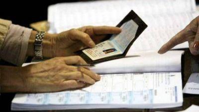 PASO: la Junta Electoral recibirá información continua sobre las 239 mesas del distrito