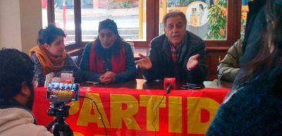 Camino a las PASO: el partido Obrero también dijo presente en Gesell