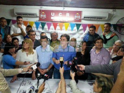Cambiemos reconoció la derrota en la provincia pero festejó por Resistencia