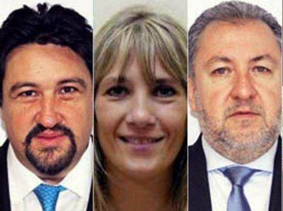 SOSPECHAS DE CORRUPCIÓN: LOS MISIONEROS CLOSS, RISKO Y FRANCO SUMARÁN SU APOYO A DE VIDO
