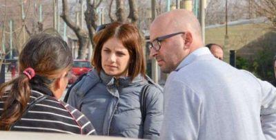 Laura Alonso respaldó la lista 4 del Frente Unidad Ciudadana