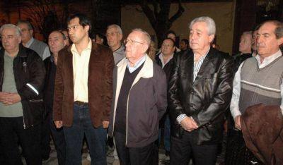 Murió el maderero Antonio Basso