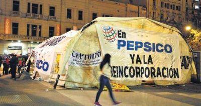 Convocan a organizar otra protesta nacional contra el cierre de Pepsico