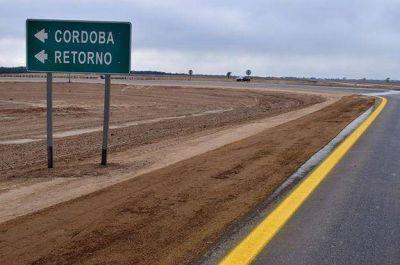 Este martes quedará inaugurada la variante de Elena en la autovía Río Cuarto – Córdoba