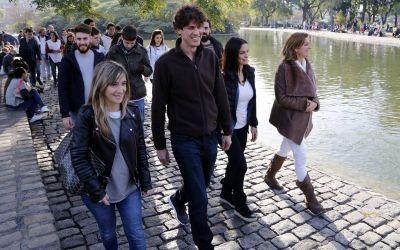 """Martín Lousteau: """"Los jóvenes en la Ciudad deben ser prioridad"""""""