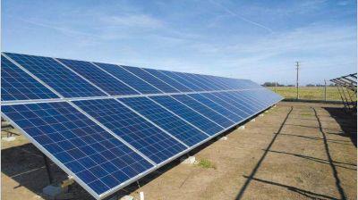 Inauguran un parque fotovoltaico que abastece parcialmente a Salto