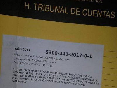 """Corrupción en el OPDS: Invisibilizando expedientes, Aybar protege a cómplices de la """"valija mágica"""""""