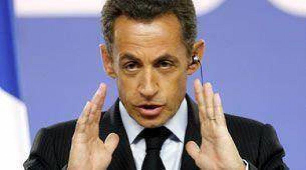 Para Sarkozy el PBI debería incluir a la felicidad, el bienestar y el capital ecológico sustentable