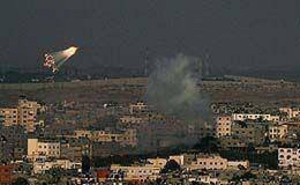 """La ONU acusa a Israel y Hamas por """"crímenes de guerra"""" en Gaza"""