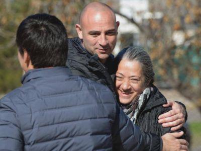 """Jofré al estilo CFK: """"Voy a trabajar para restablecer el aumento de las jubilaciones"""""""