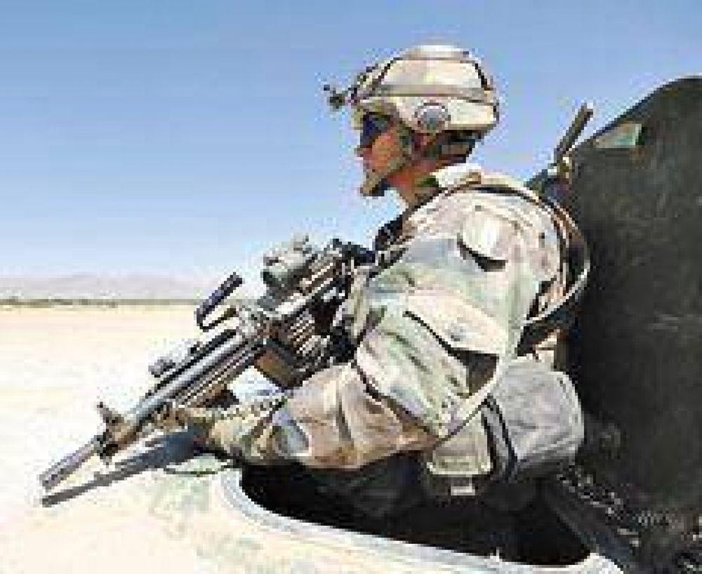 Piden refuerzos para Afganistán