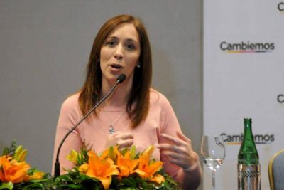 """Mariu contundente: """"Lo importante es Cambiemos y no el partido vecinalista del intendente"""""""