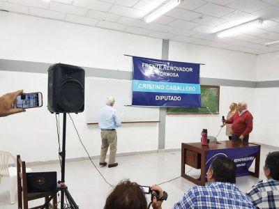 El Frente Renovador proclamó a sus candidatos para octubre