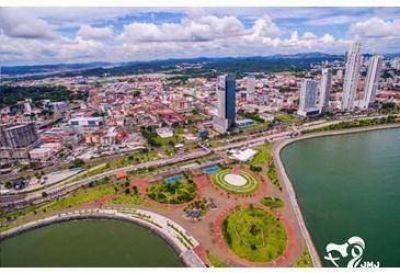 """JMJ Panamá 2019: será la """"Cinta Costera Uno"""" el sitio elegido para los encuentros con el Papa"""