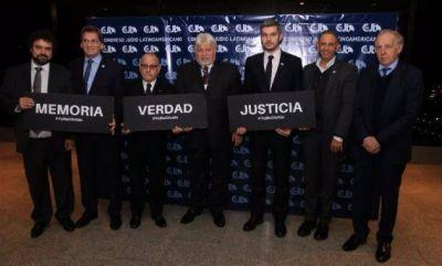 CJL. Se realizó el 9º Encuentro de Parlamentarios Latinoamericanos en Buenos Aires