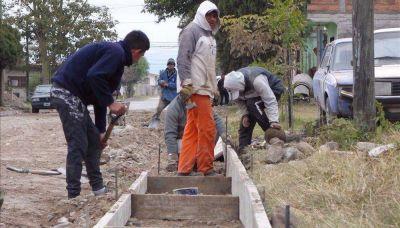 Quijano: urgen las obras ante el crecimiento de la población