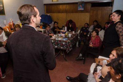 Paz Posse continúa llevando sus propuestas a los barrios de Salta