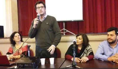 Educación lanzó ciclo de conferencias: La resolución de problemas fue el eje del debate