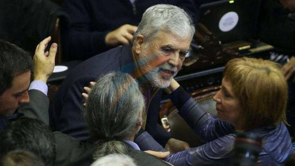 Diputados fueguinos respaldaron a De Vido con tres votos negativos y uno positivo a su desafuero, con un ausente