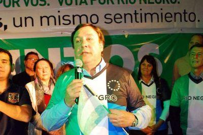 Juntos Somos Río Negro lanzó su campaña electoral en Cipolletti