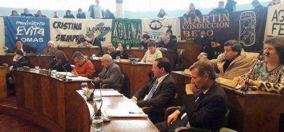 Pidieron informes sobre unidades sanitarias y cortes de luz en Lomas