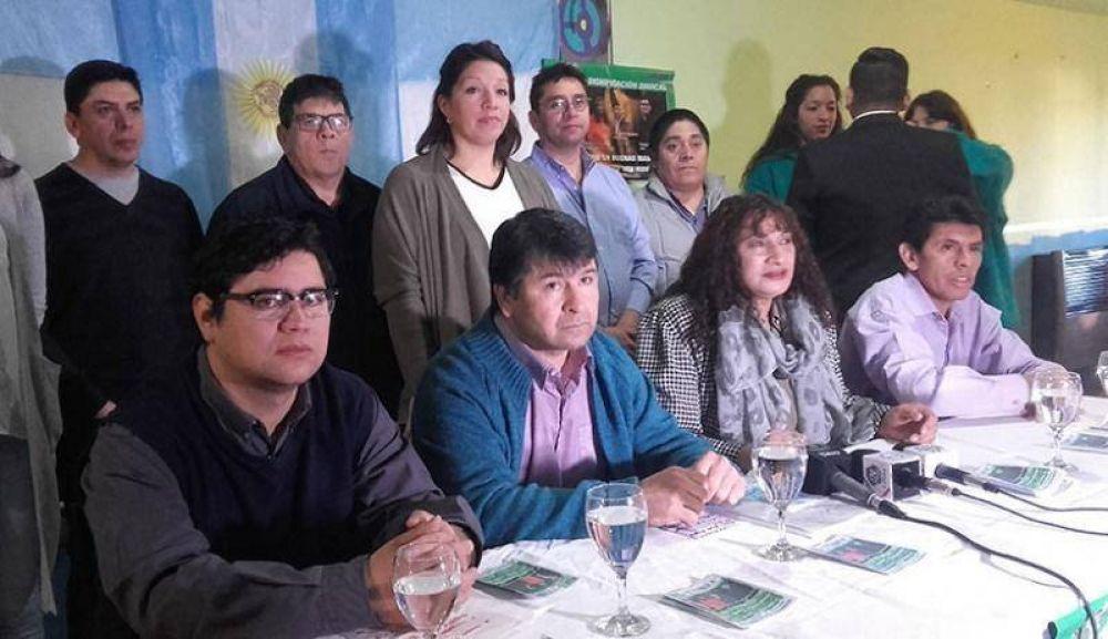 Lista Verde presentó candidatos para elecciones en UTHGRA Bariloche