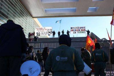 Diputados quieren destrabar el conflicto de MAM