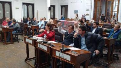 El Concejo sesionará hoy con la fractura del bloque del Frente Renovador