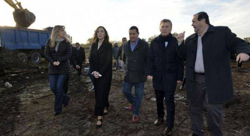 Vidal desplazó a uno de los coordinadores de la campaña