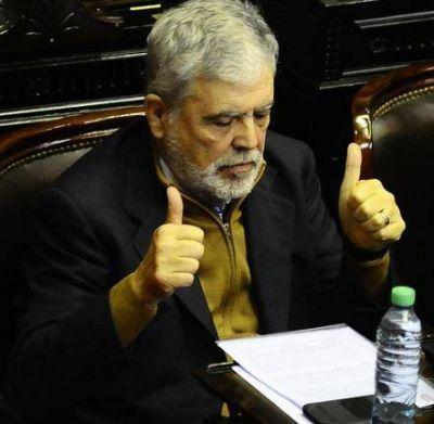 Corrupción K: con el voto de la marplatense Raverta, De Vido mantendrá su banca en la Cámara