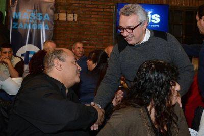 """Julio Zamora: """"No queremos volver al pasado pero tampoco un presente de ajuste"""""""