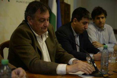 Gennuso denunció atentados a dependencias municipales y amenazas a funcionarios