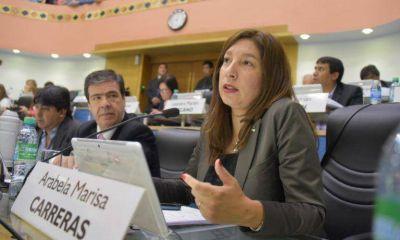Soria defiende a la corrupción por obediencia partidaria