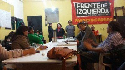 Del Plá: campaña al servicio de las luchas obreras