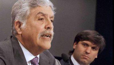 Diego Bossio votó a favor de la expulsión de su ex compañero de gabinete, Julio De Vido