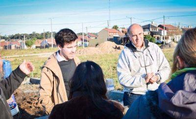 Juan Rey se reunió con beneficiarios del Procrear y pedirá soluciones al Banco Hipotecario