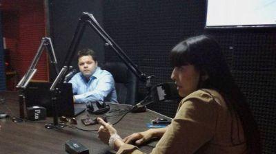 Blassiotto y Reinoso en la radio: