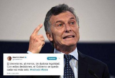 El día que Macri criticó a Cristina por echar a Redrado del BCRA