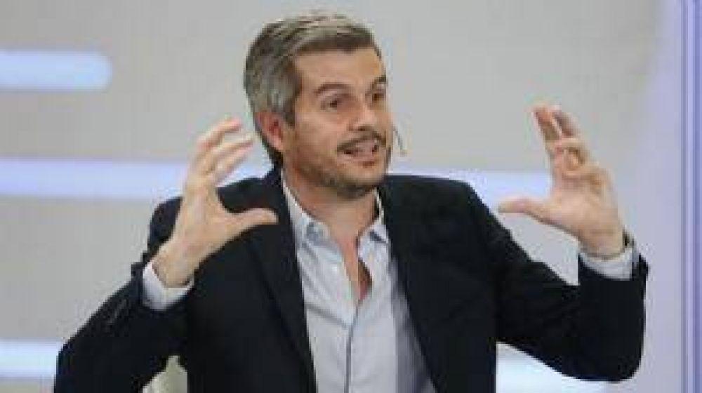 """Marcos Peña, jefe de Gabinete de la Nación, dijo que José Ferro """"trabaja para que Chivilcoy avance"""""""