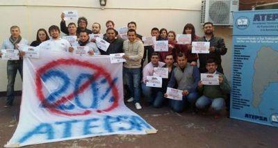 La ITF se solidarizó con reclamo de ATEPSA por conflicto salarial con EANA