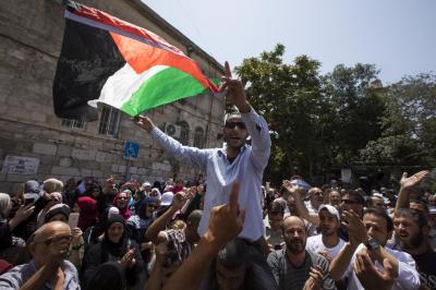 Fieles islámicos vuelven a rezar sin restricciones en Al Aqsa