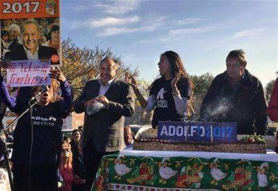 San Luis: la dinastía Rodríguez Saá, amenazada por su delfín político