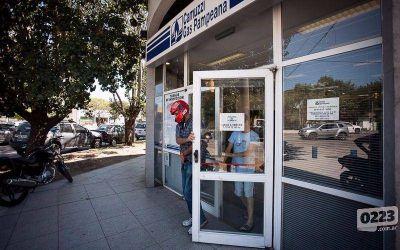 """Trabajadores de Camuzzi en estado de alerta y movilización por un despido """"injustificado"""""""